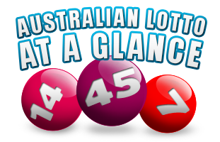 The OZ Lotto at a glance